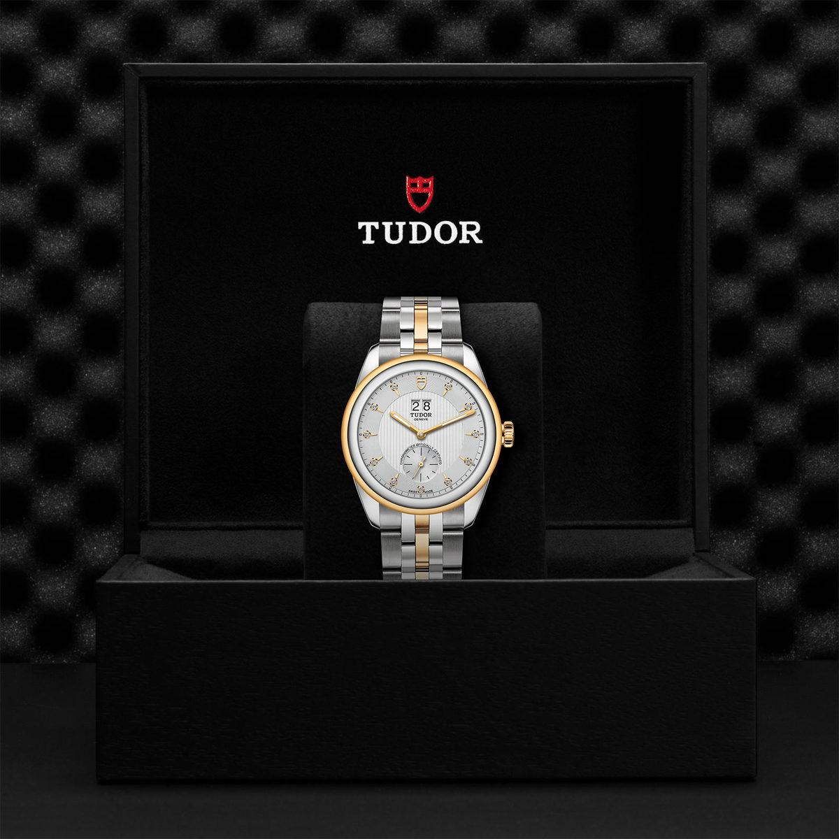 Tudor Glamour Double Date M57103-0005