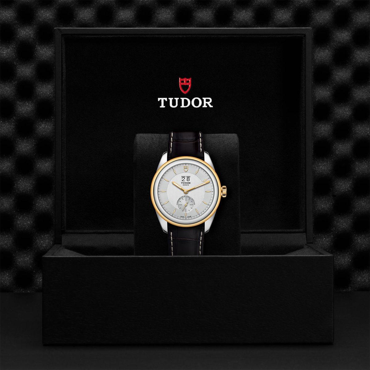 Tudor Glamour Double Date M57103-0019