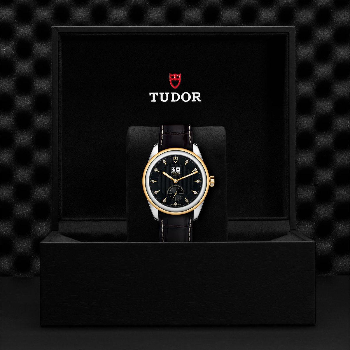 Tudor Glamour Double Date M57103-0022