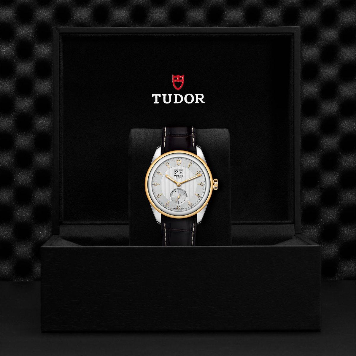 Tudor Glamour Double Date M57103-0023